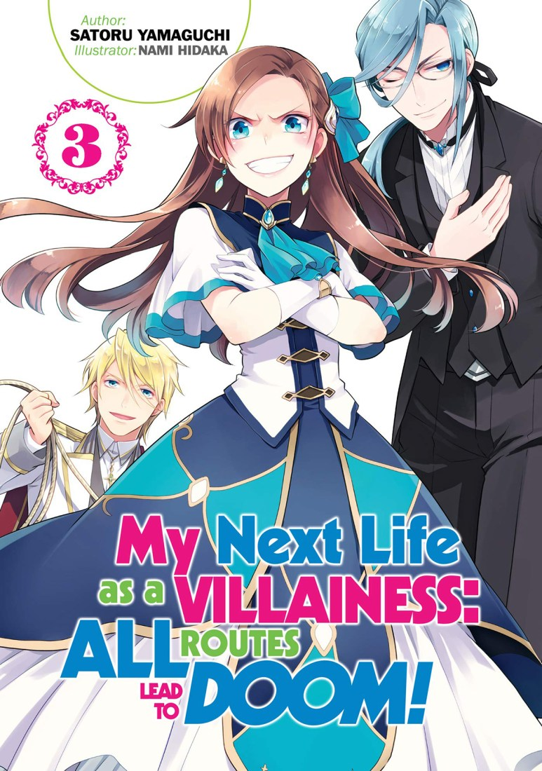 My Next Life as a Villainess Volume 3