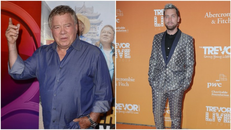 Falcon 9 rocket is launching today: William Shatner and Lance Bass respond