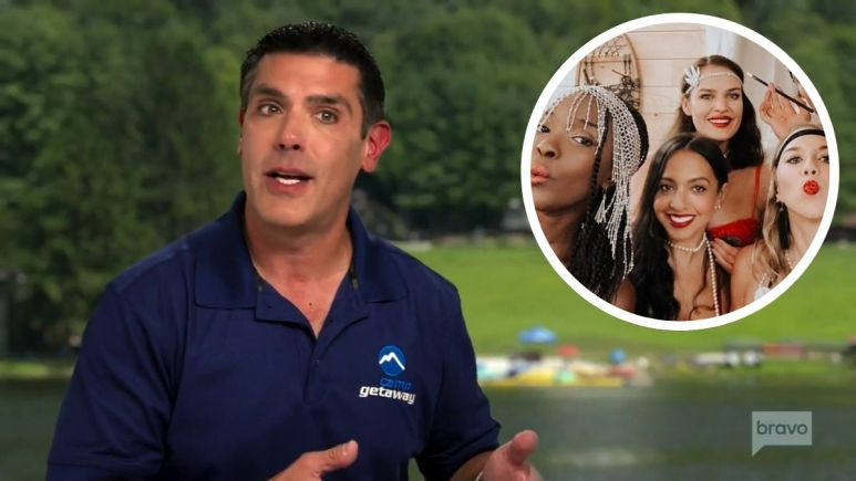 Camp Getaway owner talks about the new Bravo show