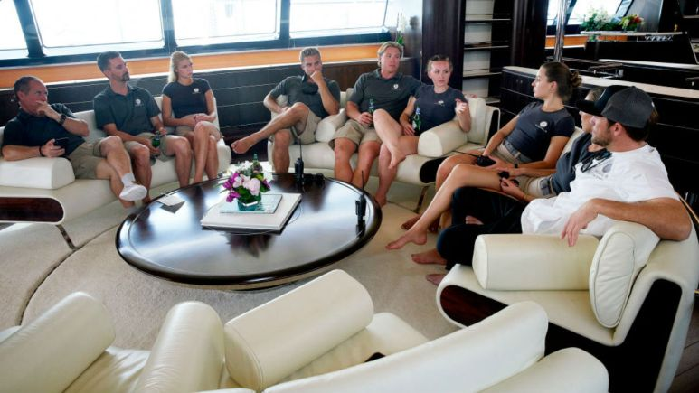 Below Deck Sailing Yacht is casting for Season 2.