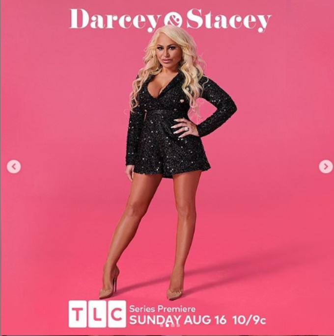 Jesse Meester is bitter about Darcey's new spinoff