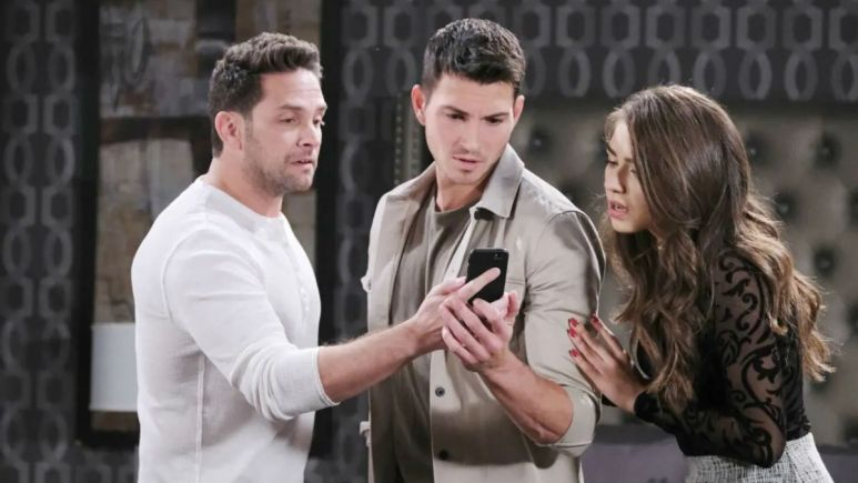 Days of our Lives spoilers tease Claire tricks John and Marlena.