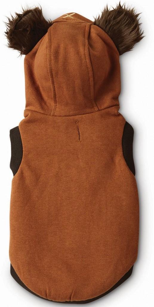 Ewok dog apparel