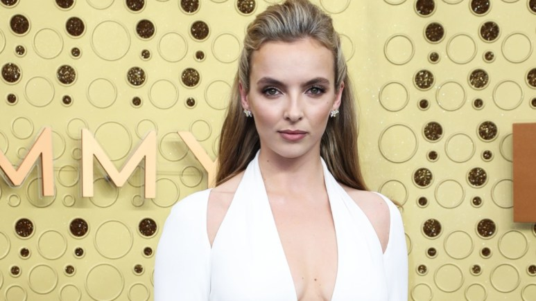 Jodie Comer Red Carpet