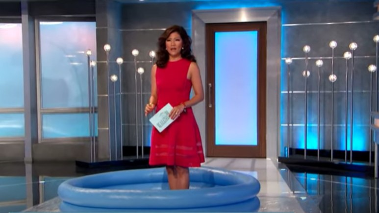 Julie Chen Pool