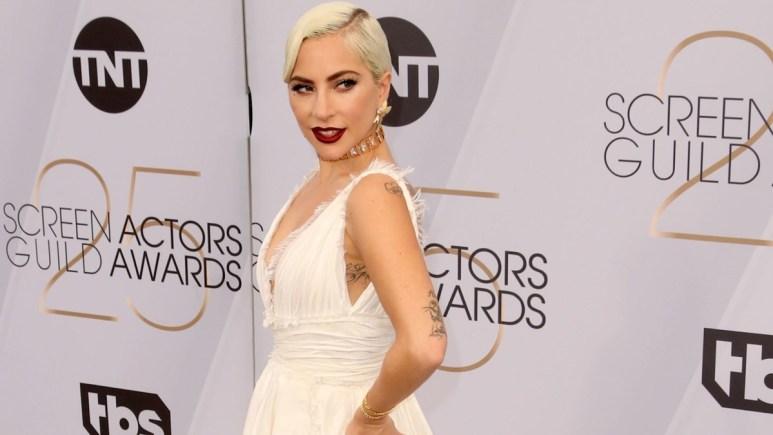 Lady Gaga Red Carpet