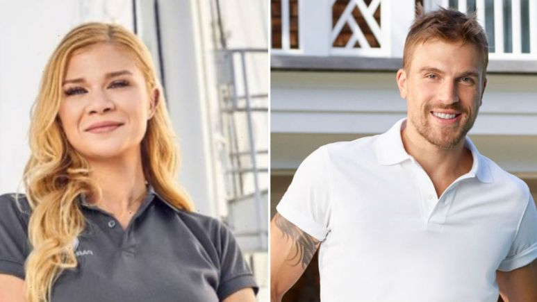 Below Deck Sailing Yacht's Madison Stalker has a new man in her life.
