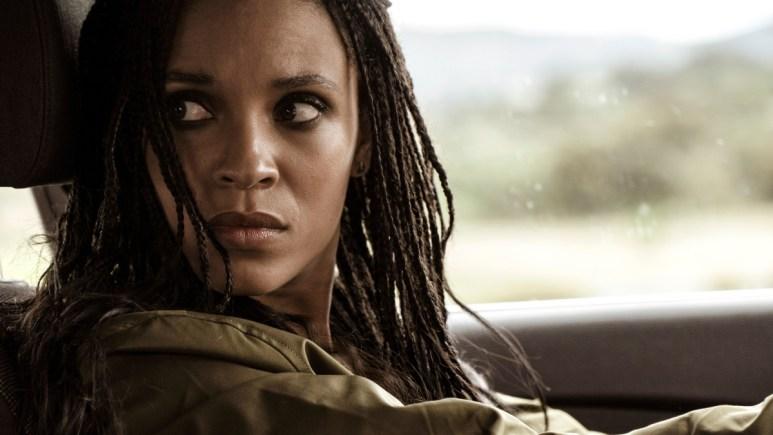 Stéfi Celma as Julia from Lost Bullet