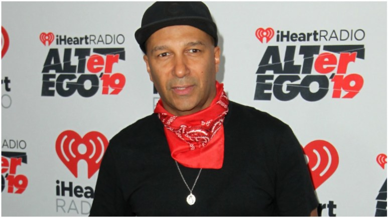 Tom Morello of Rage Against the Machine wants to 'name and shame' George Floyd Challenge participants