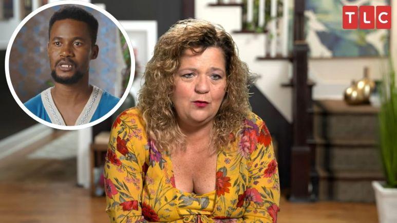 Usman calls Lisa a scammer