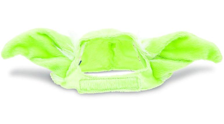 Yoda cat headpiece