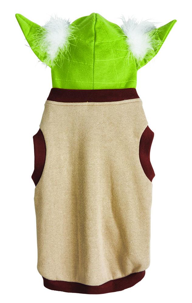 Yoda dog apparel