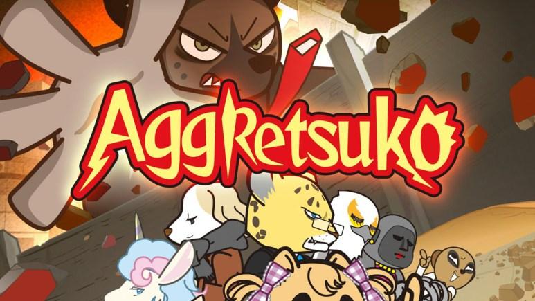 Netflix Aggretsuko Season 3