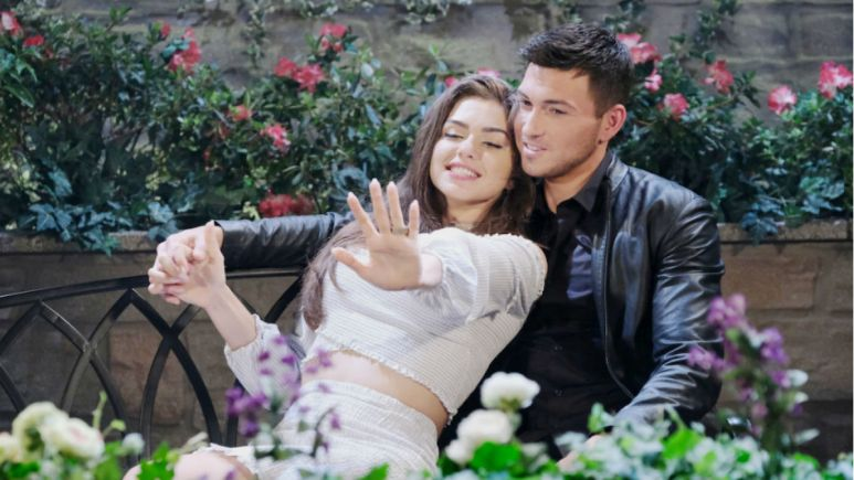 Days of our Lives spoilers tease Ciara and Ben's wedding.
