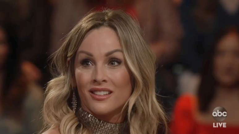 Clare Crawley is already sending men home on The Bachelorette