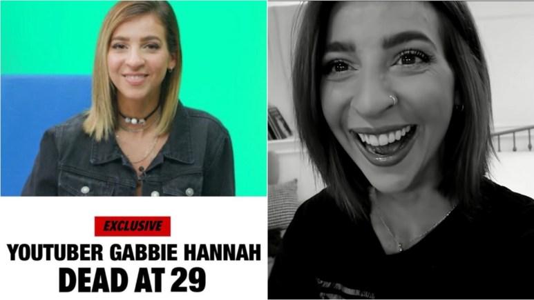 Gabbie Hanna not dead