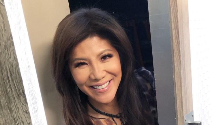 Julie Chen CBS