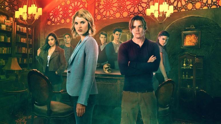 The best fantasy shows on Netflix