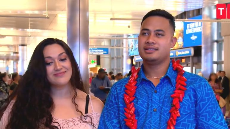 What's the status of Kalani and Asuelu's marraige?