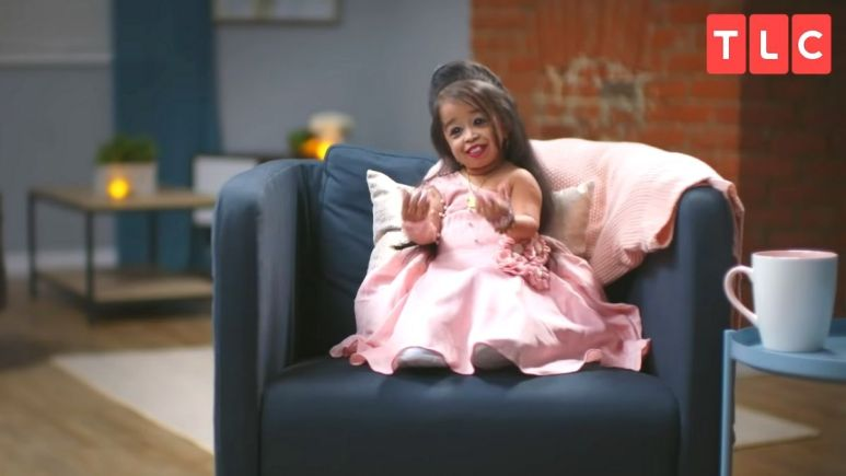 TLC premiers new show The World's Smallest Woman Jyoti Amge
