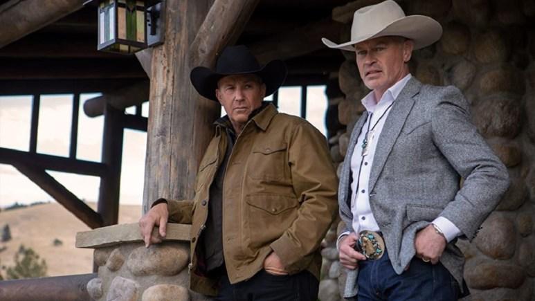 Yellowstone on Paramount Network