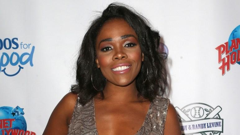 Jasmine Goode from Nick Viall's season of The Bachelor