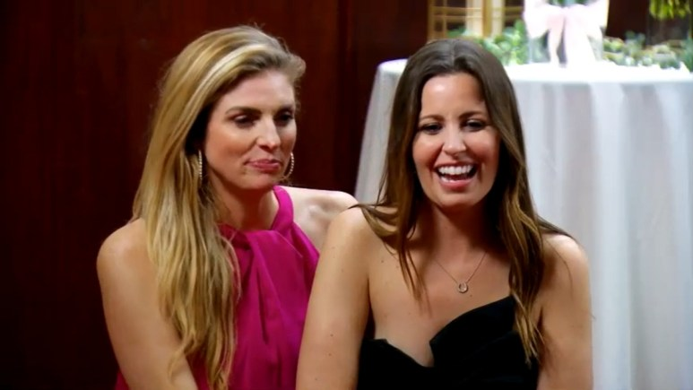 Trishelle and Kristin dish on Henry and Christina's wedding