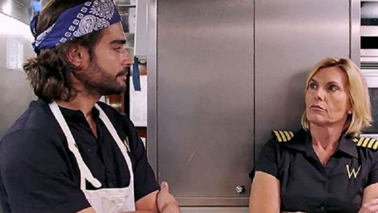 Below Deck Med's Captain Sandy is making it clear she is a fan of chef Kiko even though it didn't look that way on TV.