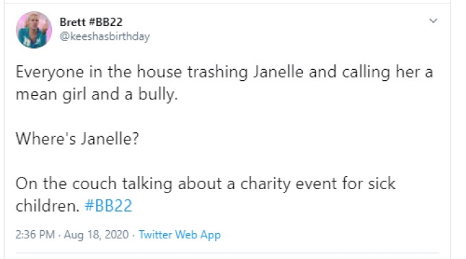 Janelle Charity