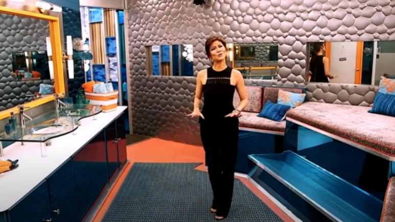 Julie Chen Tour House