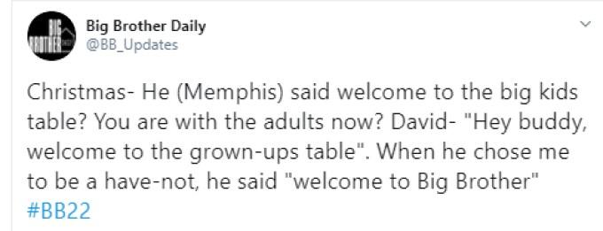 Memphis Words On BB22