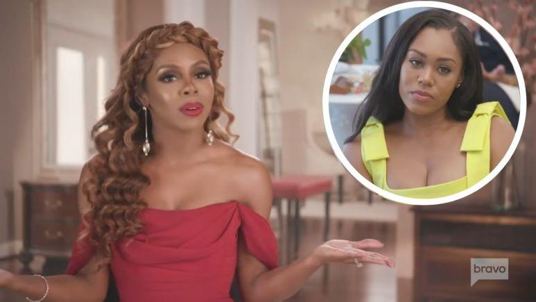 Will Candiace Dillard leave RHOP if Monique Samuels returns?