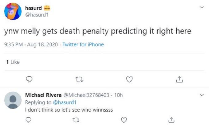 YNW Melly death penalty