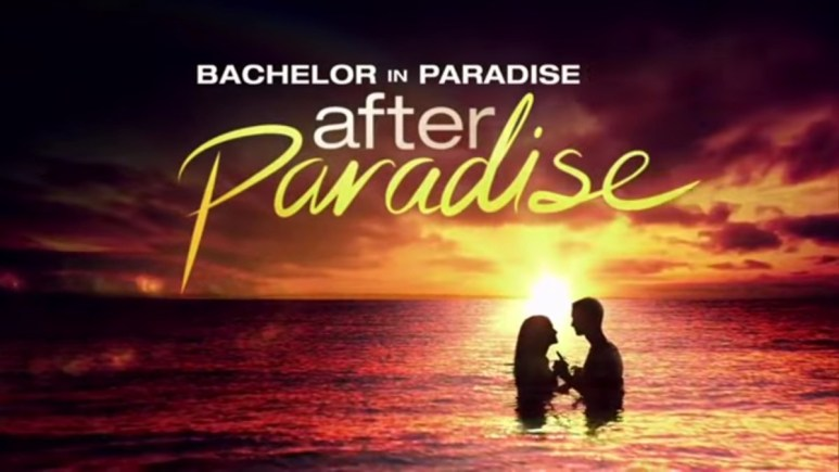 Bachelor in Paradise: After Paradise.