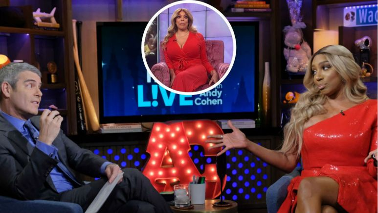 NeNe Leakes is attacked Wendy Williams and Andy Cohen after Watch What Happens Live.