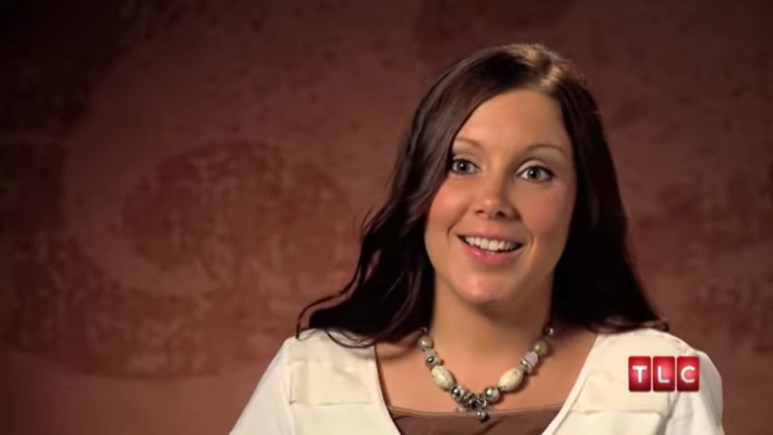 Anna Duggar in 19 Kids and Counting.