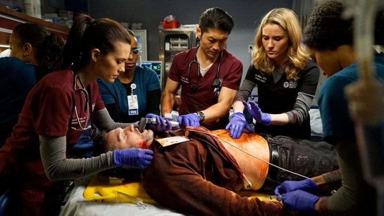 Chicago Med Season 6 release date