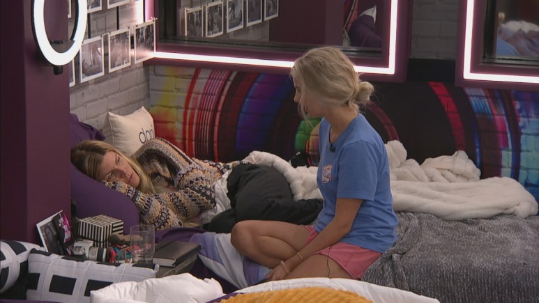 BB22 Feeds Back
