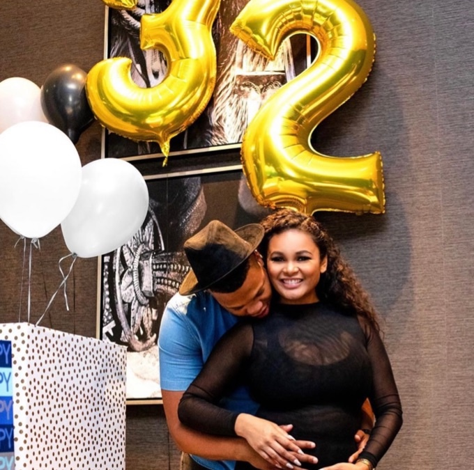MAFS star Tristan Thompson and wife Rachel are expecting first child together.