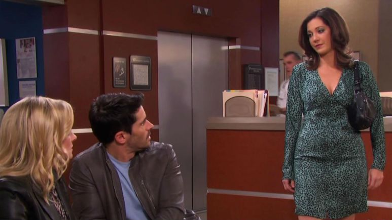 Days of our Lives spoilers tease trouble for Claire, John and Eric.