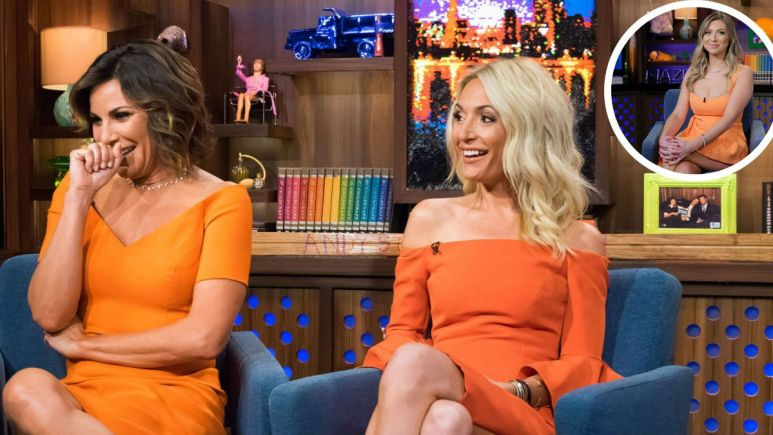 Kate Chastain claims Stassi Schroeder and Luann de Lesseps are the worst.