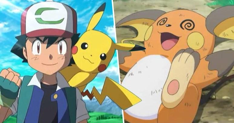 Pokemon Journeys Pikachu Evolve