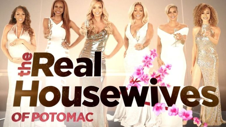 the top five craziest moments from the Real Housewives of Potomac