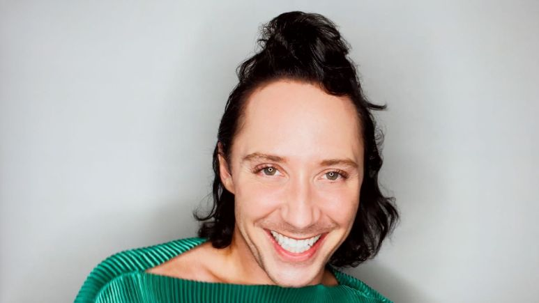 Johnny Weir on dancing with the stars