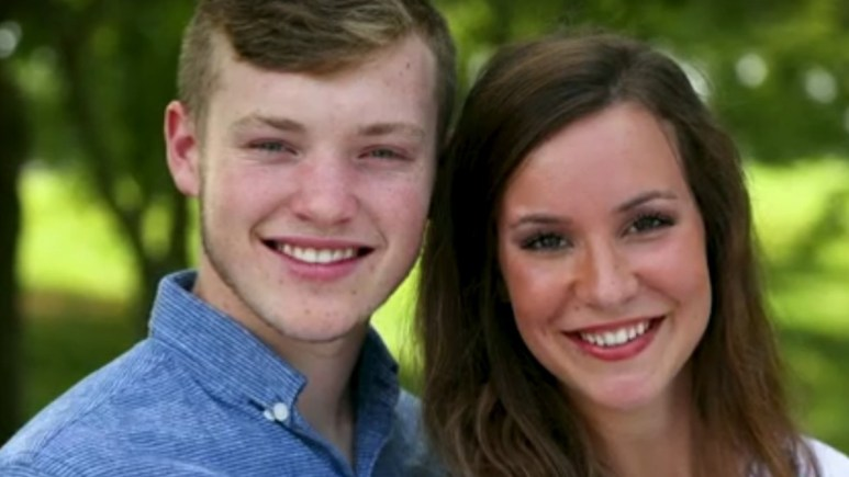 Justin Duggar and Claire Spivey.