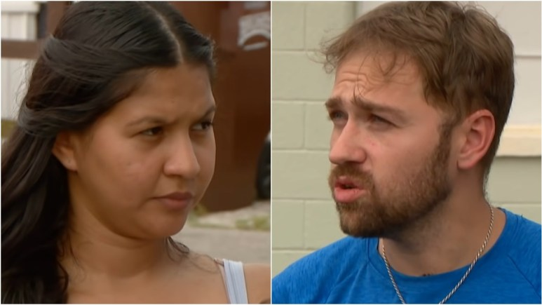 Paul and Karine on 90 Day Fiance Happily Ever After