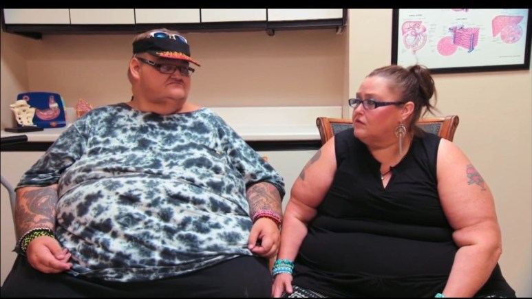 Lee and Rena My 600-lb Life