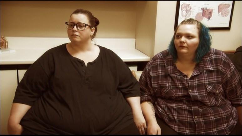 Jennifer and Marissa Jess on My 600-lb life