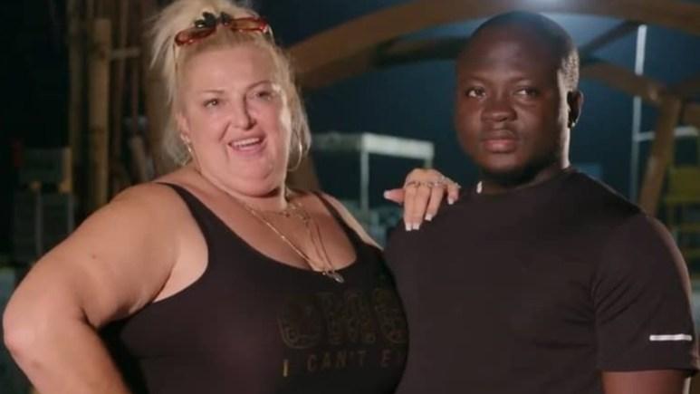 Angela Deem and husband Michael