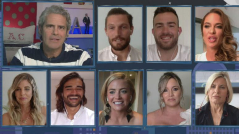 Fans want to know when Below Deck Mediterranean Season 5 reunion took place,